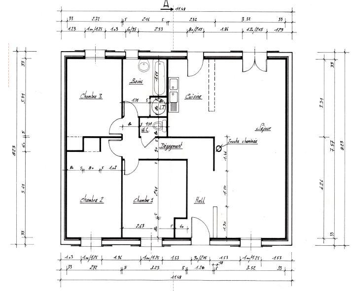 Plan De Maison Sweet Home D  Kompan Home Home Plan